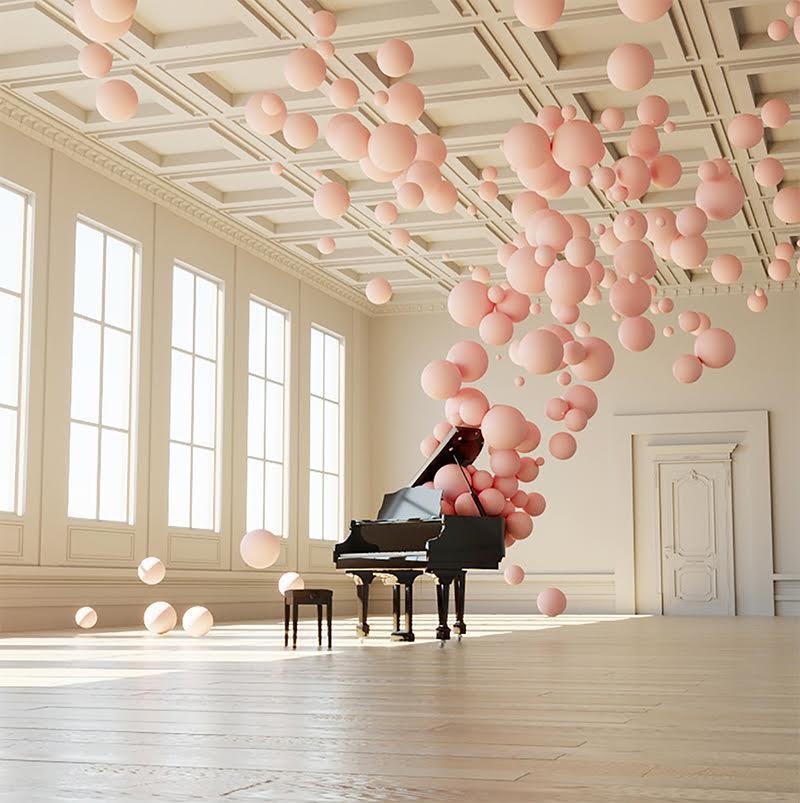 balloon piano | The Piano Store Scottsdale