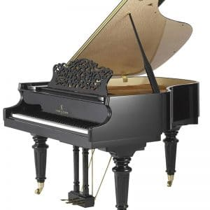 Melrose grand piano
